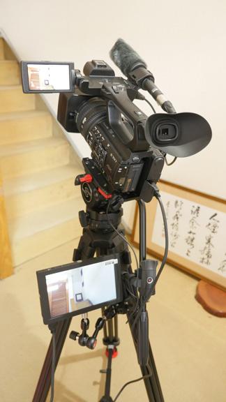 インタビュー・舞台・他 使用カメラ
